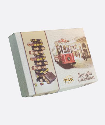 Dökme Çikolata Kutuları